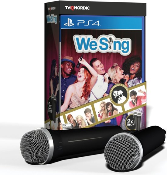 we sing ps4 instructions