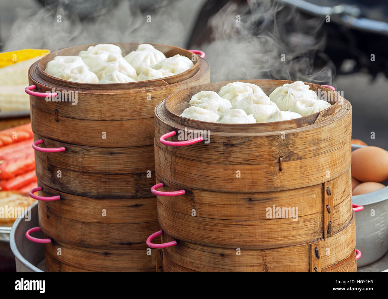 chinese bamboo steamer instructions