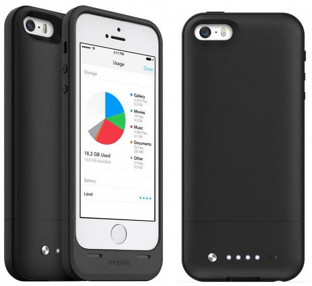 mophie iphone 5 case instructions