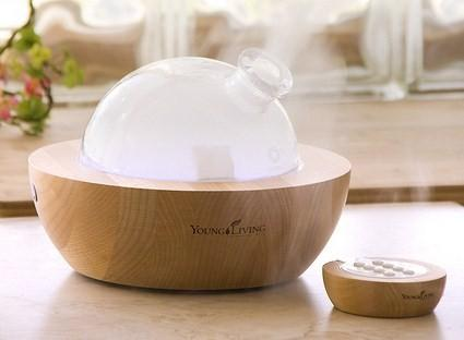 now essential oil diffuser instructions