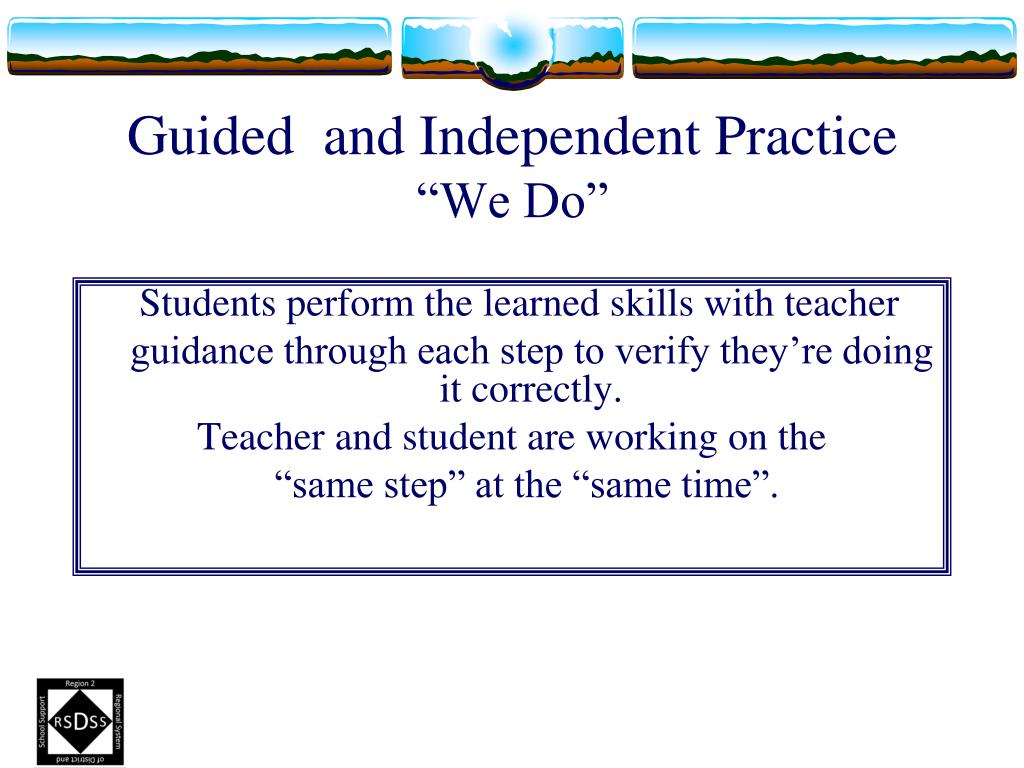 components of direct instruction