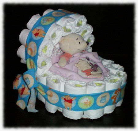 diaper bassinet instructions with pictures