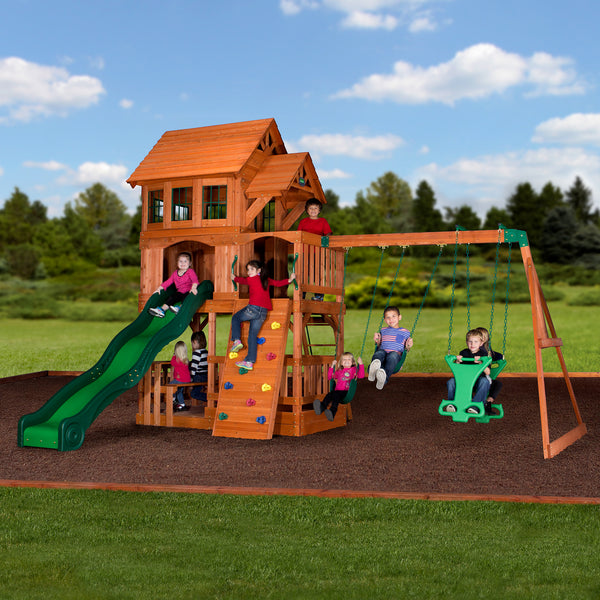 hills swing set assembly instructions