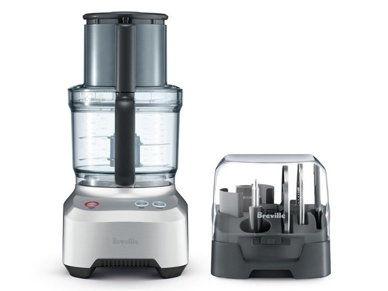 breville food processor instruction manual