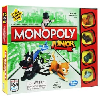 2013 hasbro the game of life junior instructions