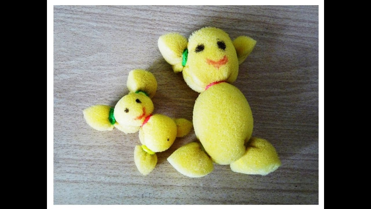soft toys making patterns instructions