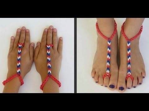 beaded watch strap instructions