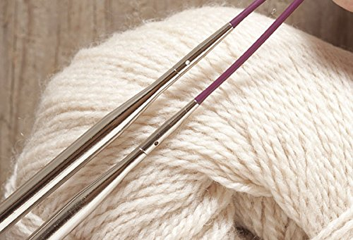 knit picks interchangeable needles instructions