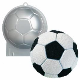 wilton soccer ball cake pan instructions