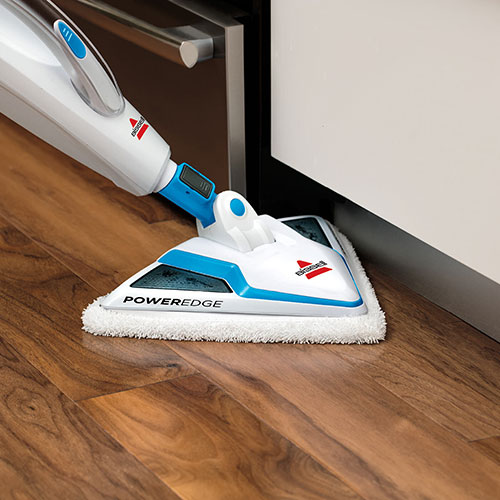 bissell lift off steam mop instructions