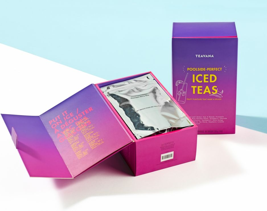 teavana iced tea maker instructions