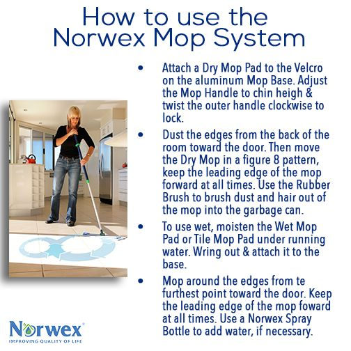 easy life easy mop instructions