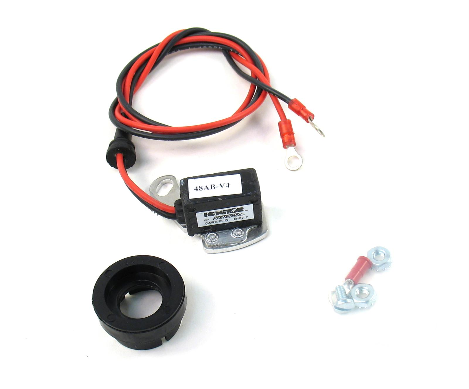 ignitor electronic ignition installation instructions