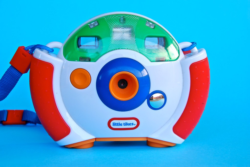 little tikes my real digital video camera instructions