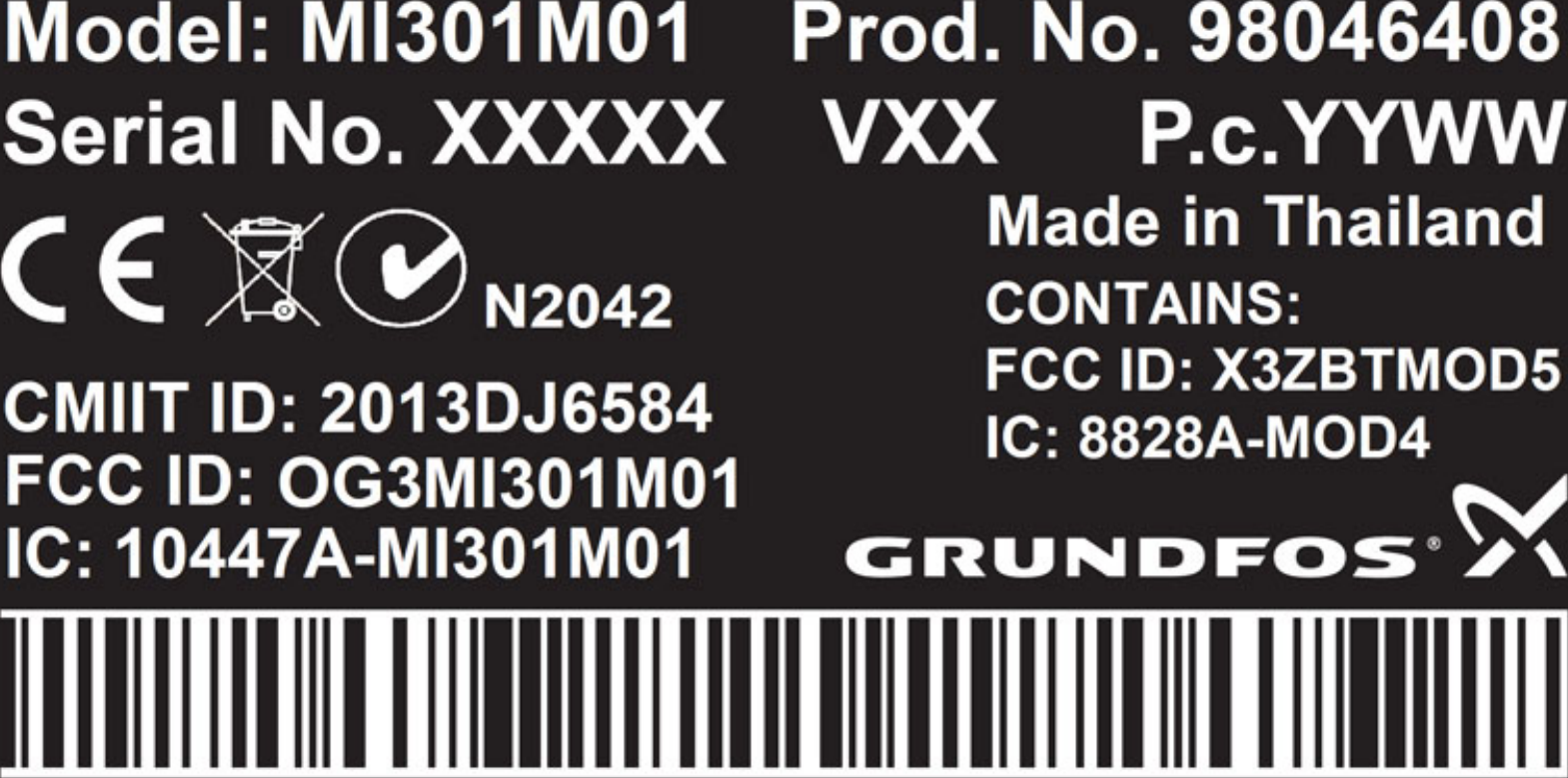 grundfos go remote instructions