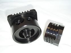 oil filter relocation kit instructions