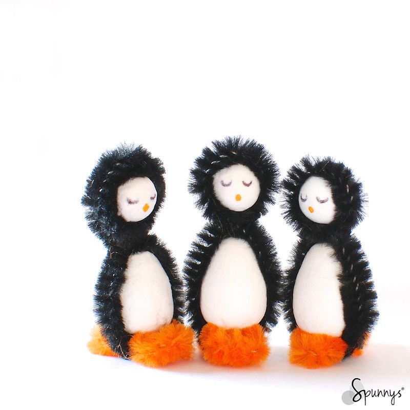 pipe cleaner animals instructions