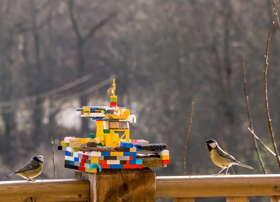 lego bird feeder instructions
