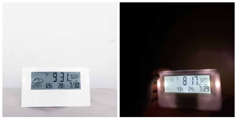 miniso alarm clock instructions