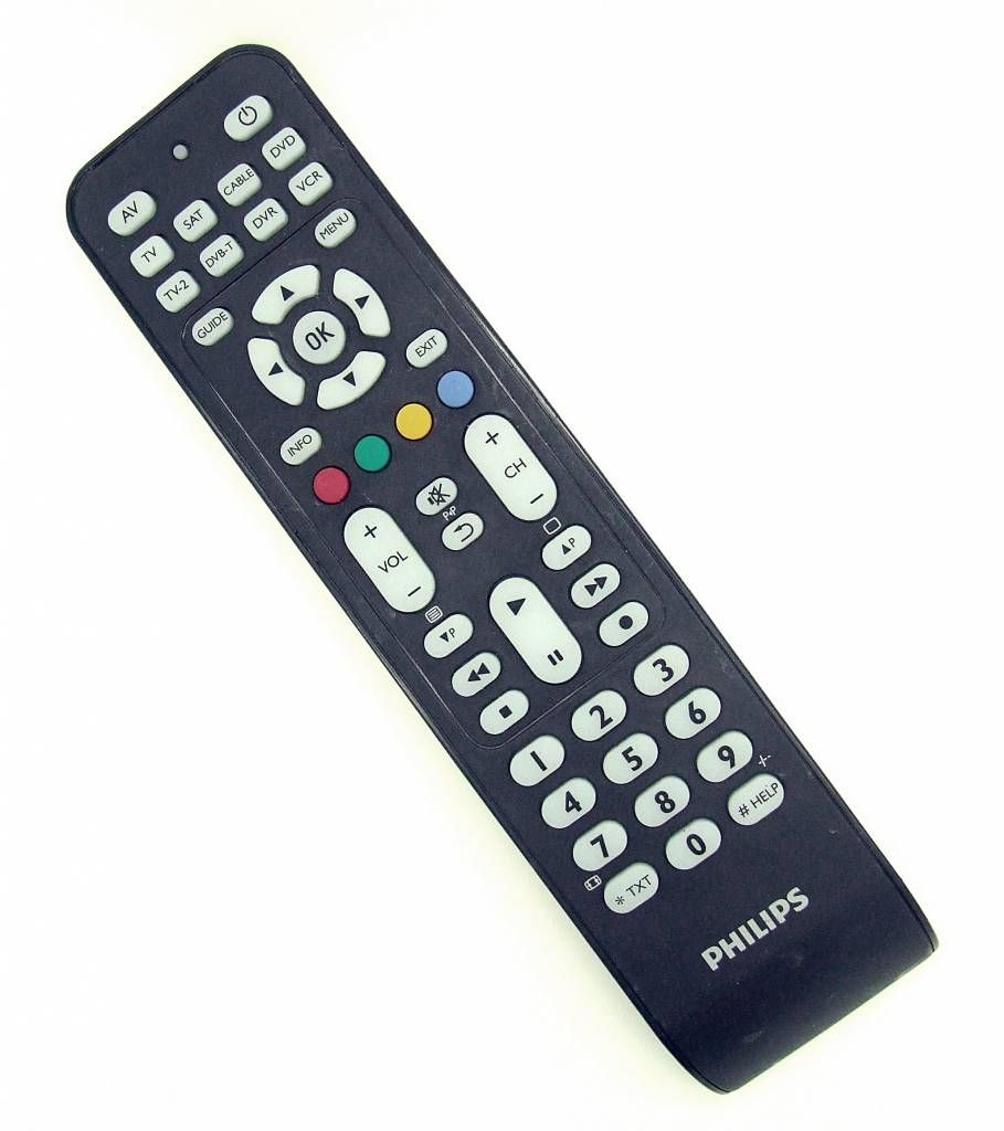 philips universal tv remote instructions
