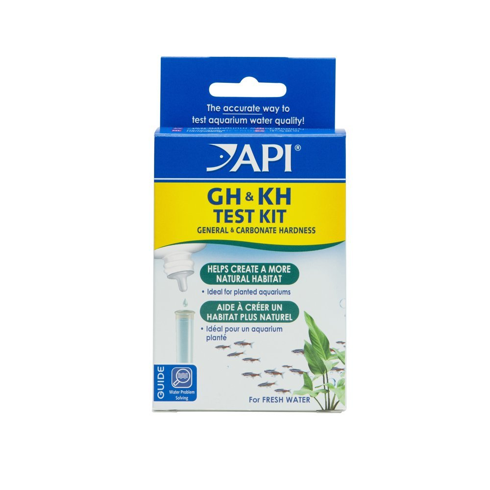 api kh test kit instructions