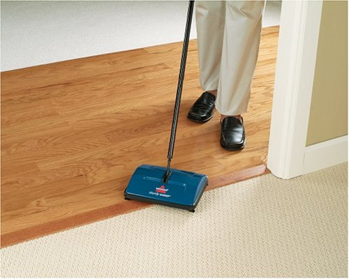 bissell floor cleaner instructions
