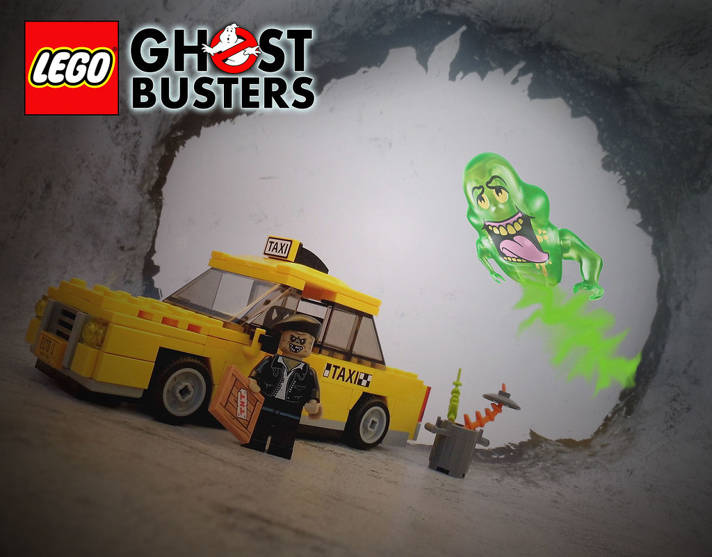 lego dimensions ghostbusters car instructions