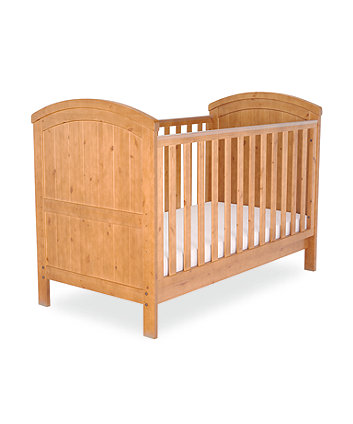 mothercare summer oak cot bed instructions