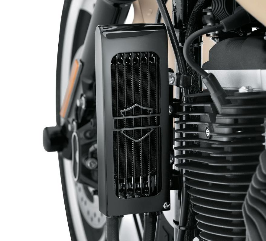 harley davidson oil cooler installation instructions