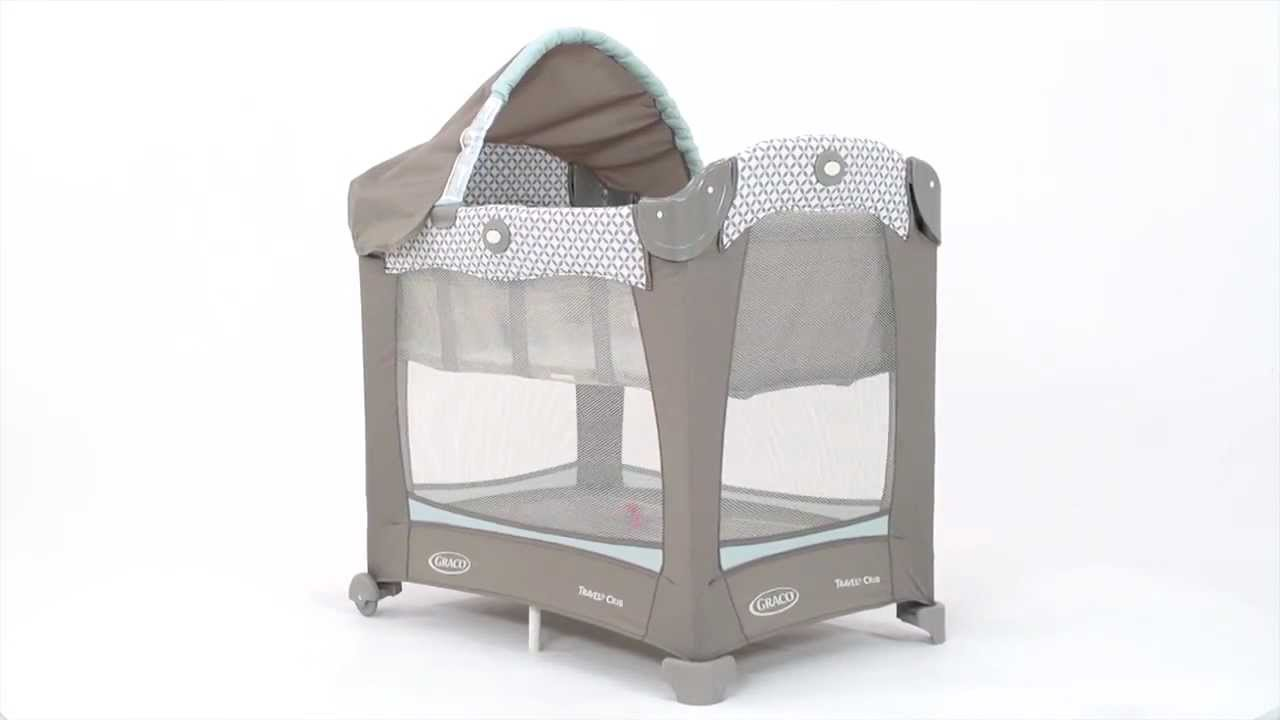 graco travel lite crib instructions