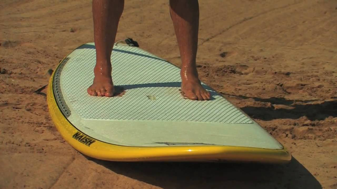 youtube stand up paddle board instruction