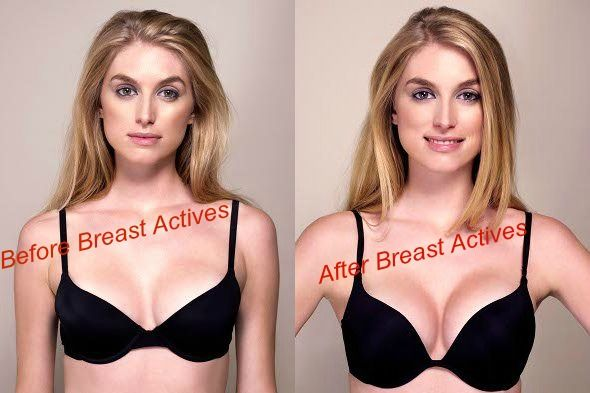 breast actives pills instructions