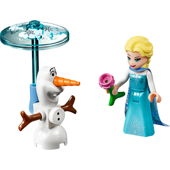 lego frozen playground instructions