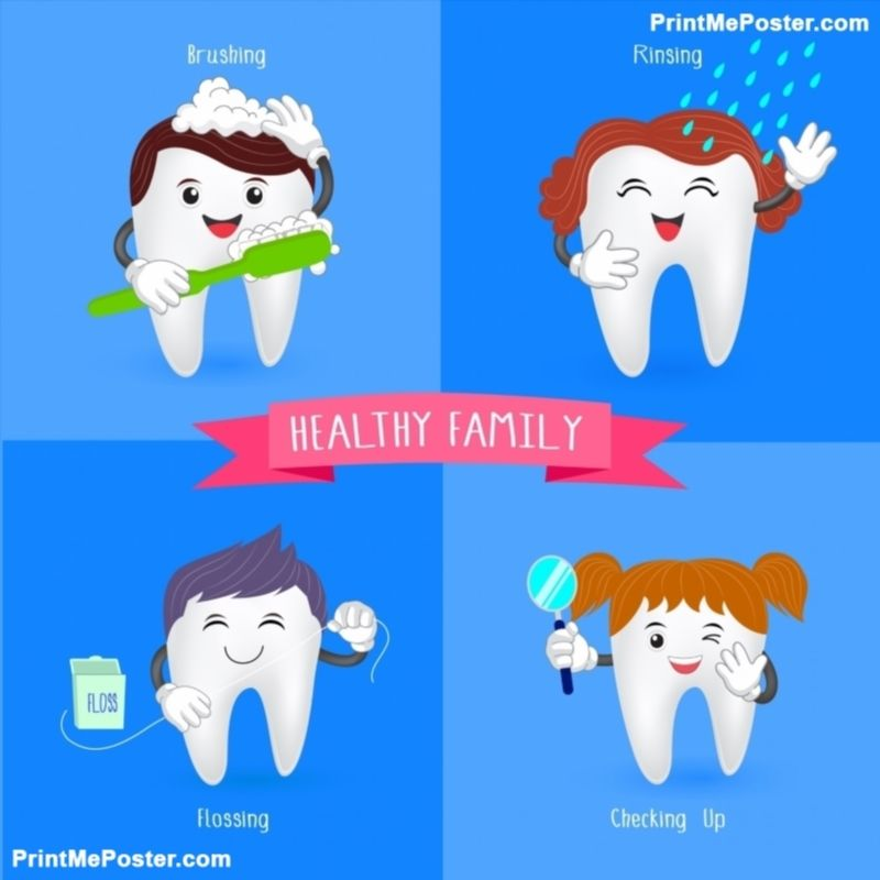 oral hygiene instructions for periodontal patients