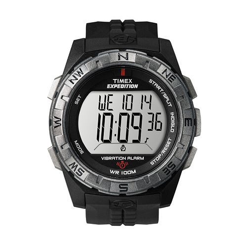 timex indiglo digital watch instructions