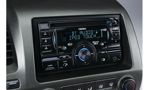 clarion cx609 bluetooth pairing instructions