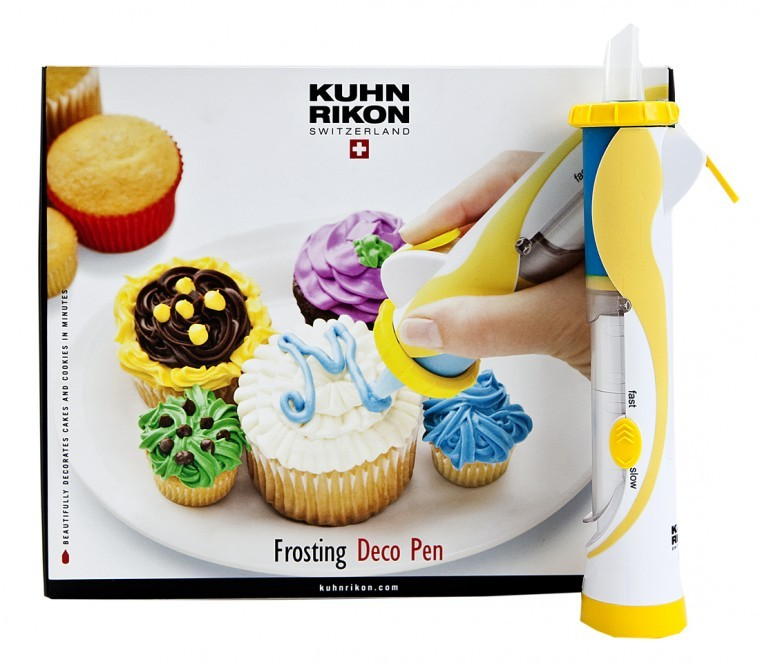 kuhn rikon frosting deco pen instructions