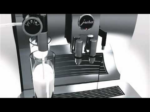 jura capresso descaling instructions