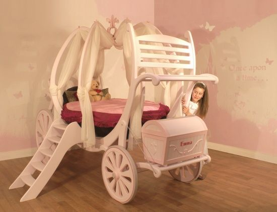 disney carriage bed instructions