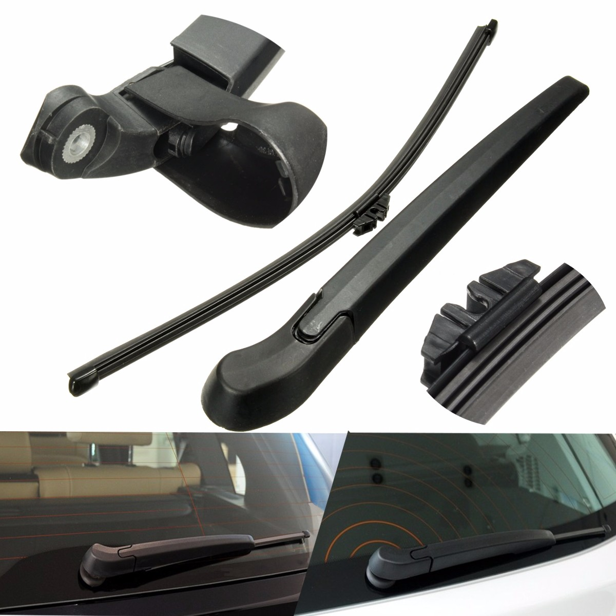 wiper arm replacement instructions