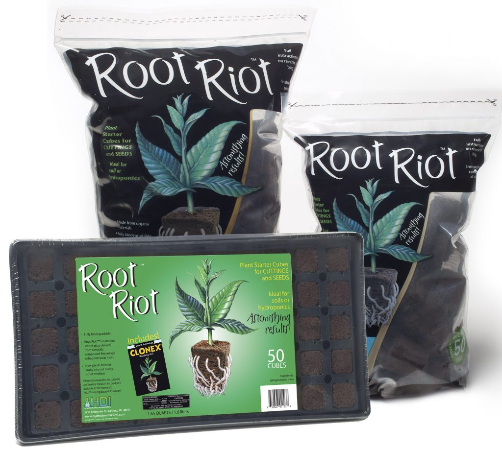root riot cubes instructions