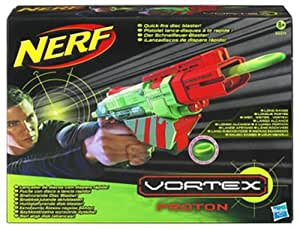 nerf vortex proton instructions