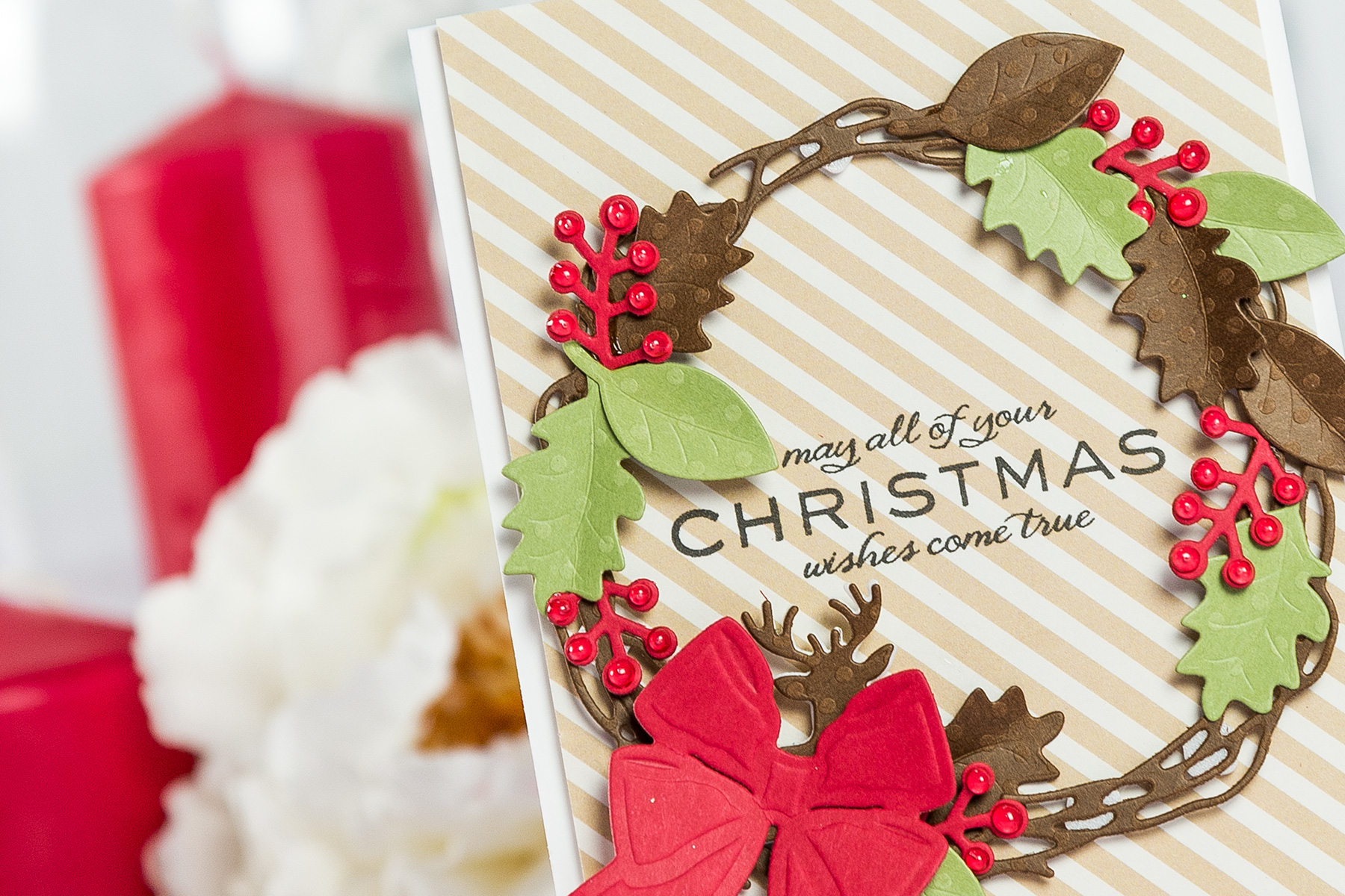 christmas card making instructions