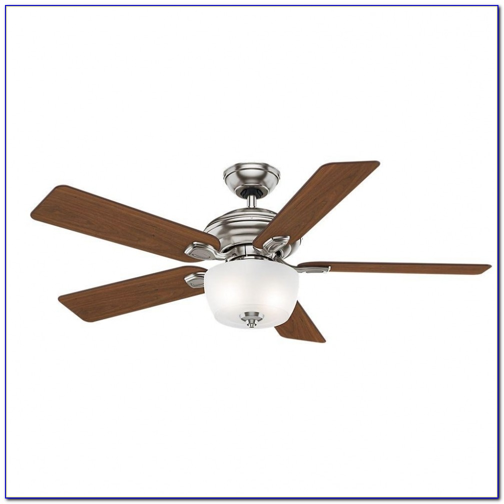 hunter ceiling fan installation instructions