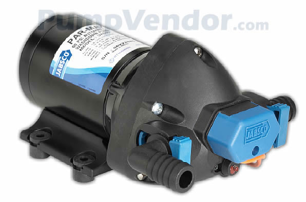 jabsco washdown pump installation instructions