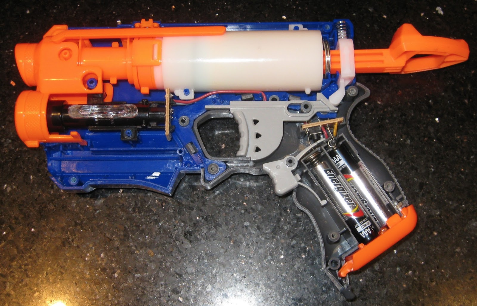 nerf firestrike elite instructions