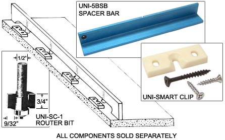 smart bar fitting instructions