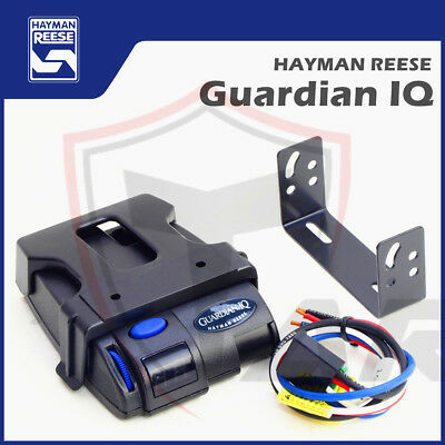 hayman reese guardian iq brake controller instructions