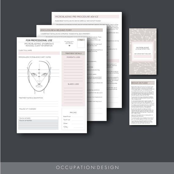 tattoo aftercare instructions sheet