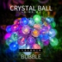 flashing crystal ball instructions